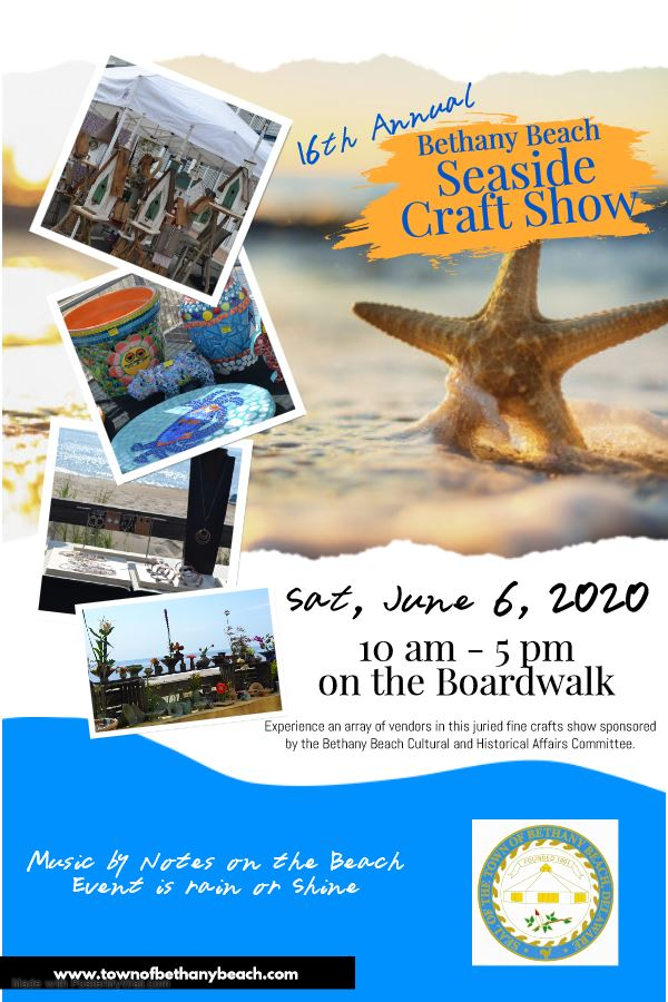 Seaside Craft Show